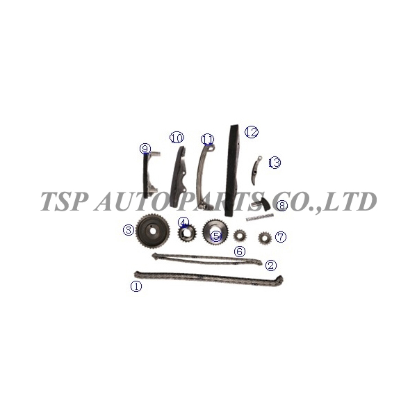 jeep 3 7 engine timing chain tensioner